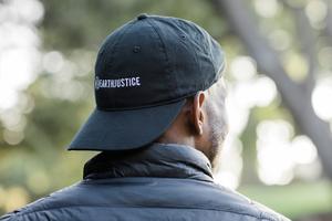 Earthjustice Logo Cap - Black