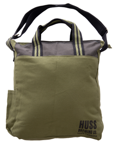 Huss Brewing Charlie Cotton Tote