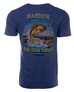 Golden Trout Tee (Updated Logo)