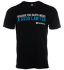 Earthjustice Good Lawyer T-Shirt - Black image 6