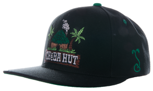 Grassroots Hat (flat visor)