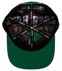 Grassroots Hat (square visor)