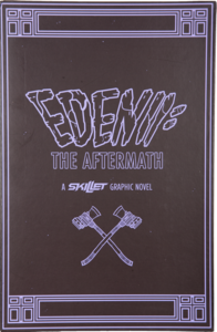 Eden II: The Aftermath Hard Cover Deluxe Novel