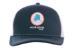 Horizon Air Cap AHEAD Alaska Map