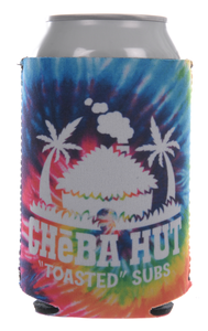 Cheba Hut Tie Dye Koozie