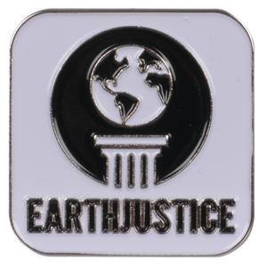 Earthjustice Lapel Pin - Clip