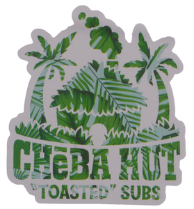 Sticker - Jungle Theme