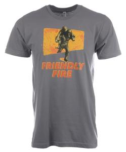 Friendly Fire Logo Shirt