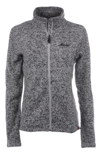 Alaska Airlines Sweater ladies Techstyle Speckled