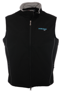 Horizon Air Vest Mens Cutter and Buck Softshell Trail