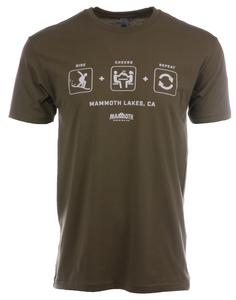 Ski Cheers Repeat T-Shirt