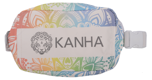 Kanha Black Fanny Pack-Merch Store