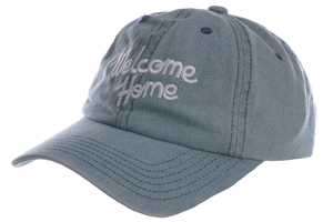 Welcome Home Denim Cap