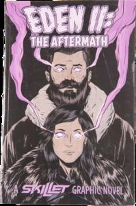 Eden II: The Aftermath Softbound Graphic Novel
