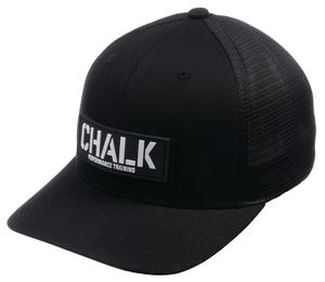Black Velcro Patch Hat