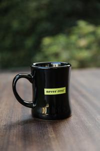 Never Rest Mug