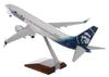 Alaska Airlines Model 1/100 scale Skymarks Supreme 737 Max9 Standard Livery image 3