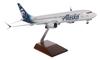 Alaska Airlines Model 1/100 scale Skymarks Supreme 737 Max9 Standard Livery image 2