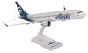 Alaska Airlines Model 1/130 scale Skymarks 737 Max9 Standard Livery22.10 image 2