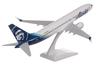 Alaska Airlines Model 1/130 scale Skymarks 737 Max9 Standard Livery22.10 image 3