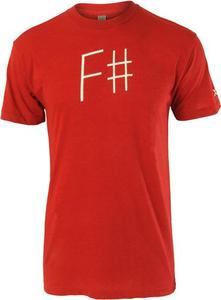 Xamarin - F# American Apparel 50/50 T-shirt