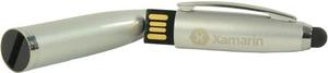 Xamarin - 3 in 1 USB Stylus/Ballpoint Pens PARTNER
