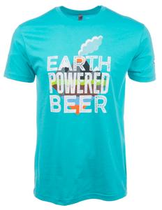 Earth Powered Beer Tee