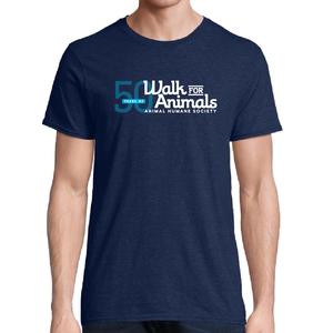 Walk for Animals 50th Anniversary Tee