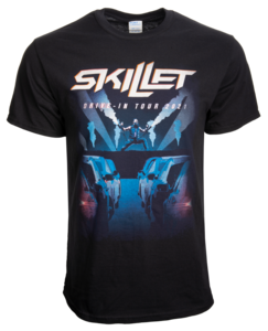 Skillet Drive-In Tour 2021 Tee