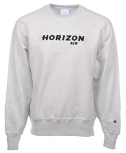 Horizon Air Sweatshirt Men's Champion Crew