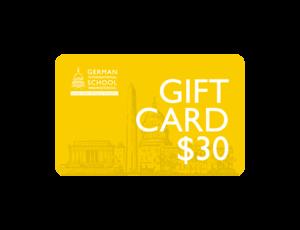 GISW Gift Card - $30