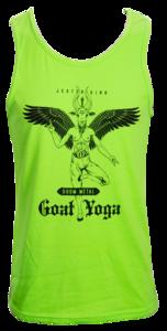 Goat Yoga Tank