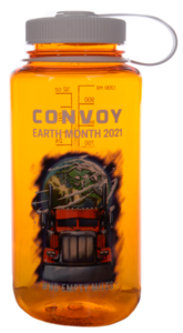 Earth Day 2021 Nalgene water bottle