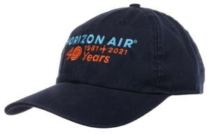 Horizon Air Cap 40 Year Anniversary