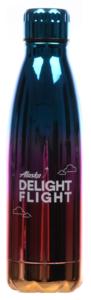 Alaska Airlines Water Bottle Pride