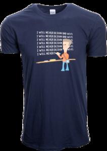 Gildan Softstyle Chalkboard T-Shirt