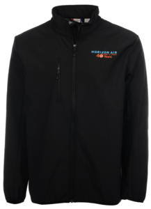 Horizon Air Jacket Softshell Mens Cutter and Buck 40th Anniversary