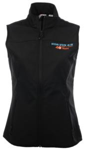 Horizon Air Vest Softshell Ladies Cutter and Buck 40th Anniversary