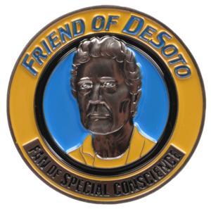 Kevin Uxbridge Challenge Coin