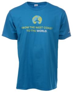 Alaska Airline T-Shirt One World