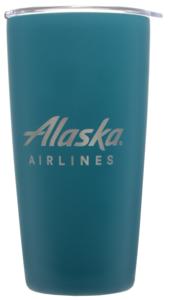 Alaska Airlines MiiR Tumbler 160z Prismatic