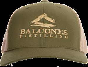 Green Balcones Hat