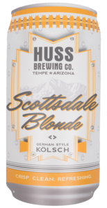 Scottsdale Blonde 3D Can Sign