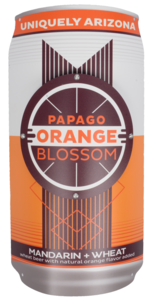 Orange Blossom 3D Can Sign