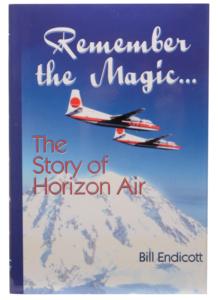 """Horizon Air Book """"Remember the Magic"""""""