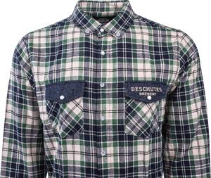 Deschutes Brewery Flannel Shirt