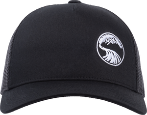 Deschutes Brewery Scenic Circle Logo Trucker Hat