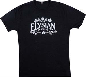 Elysian Brewing Glow in the Dark Tee